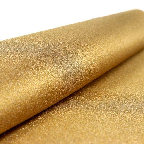 Tischläufer 50cm x 300cm Gold