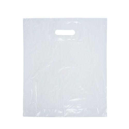Tragetasche Weiß 38x45+5cm 37my 500St