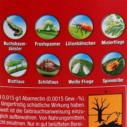Compo Triathlon Universal Insekten-Frei AF 750ml