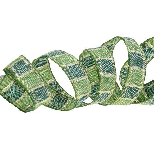 Weihnachtsband 15mm 15m