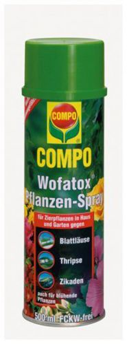 compo wofatox pflanzen spray 500ml preiswert online kaufen. Black Bedroom Furniture Sets. Home Design Ideas