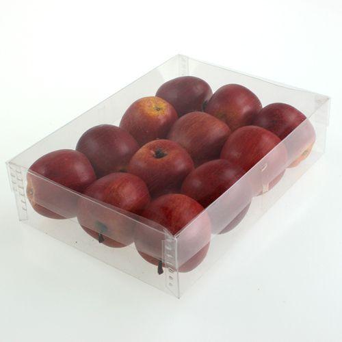 Apfel Gala Rot 5cm 12St