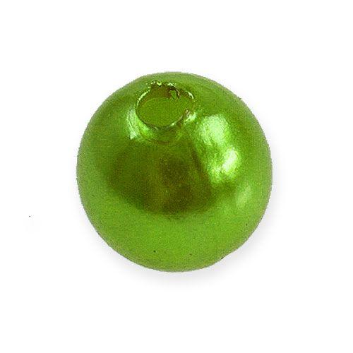 Deko-Perlen Ø10mm Grün 115St