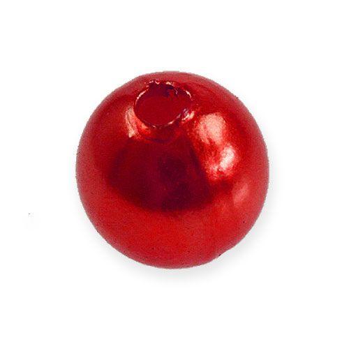 Deko-Perlen Ø10mm Rot 115St