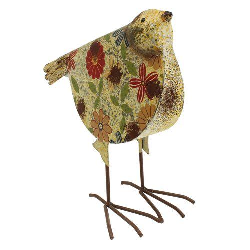 deko vogel bunt 27cm preiswert online kaufen. Black Bedroom Furniture Sets. Home Design Ideas