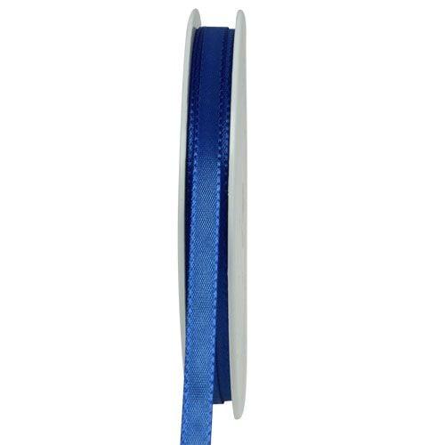 Geschenk- und Dekorationsband 10mm x 50m Dunkelblau