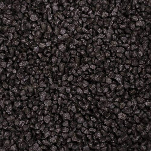 dekogranulat schwarz 2 3mm 2kg preiswert online kaufen. Black Bedroom Furniture Sets. Home Design Ideas