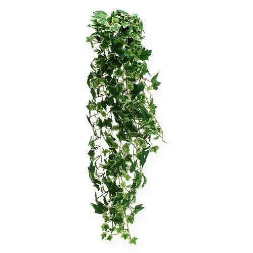 Efeuhänger künstlich Grün, Creme 75cm