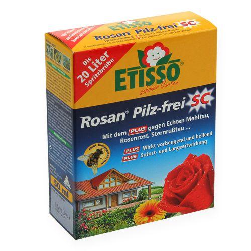 etisso rosan pilz frei sc 50ml preiswert online kaufen. Black Bedroom Furniture Sets. Home Design Ideas