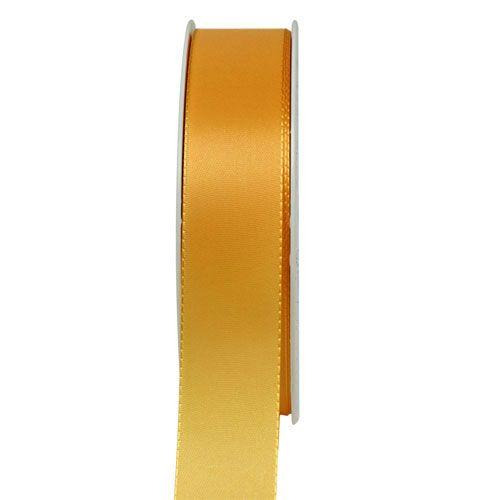Geschenk- und Dekorationsband 25mm x 50m Orange