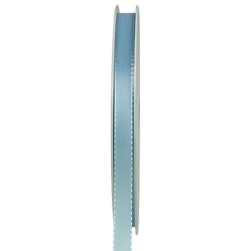 Geschenk- und Dekorationsband 10mm x 50m Hellblau