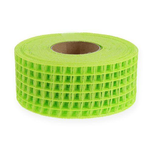 Gitterband 4,5cmx10m hellgrün