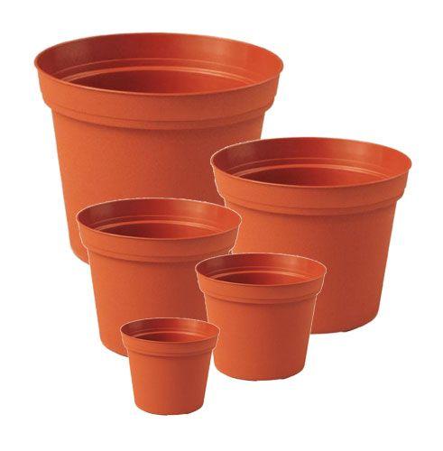 Pflanztopf plastik einsatz innentopf preiswert online kaufen for Blumentopf plastik