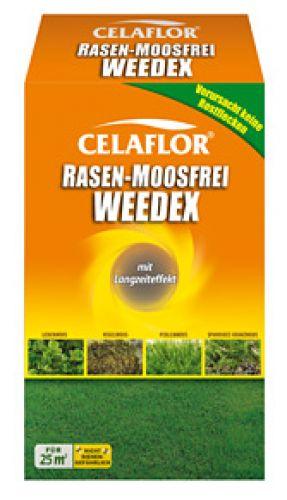 Celaflor Rasen-Moosfrei Weedex 5x45g