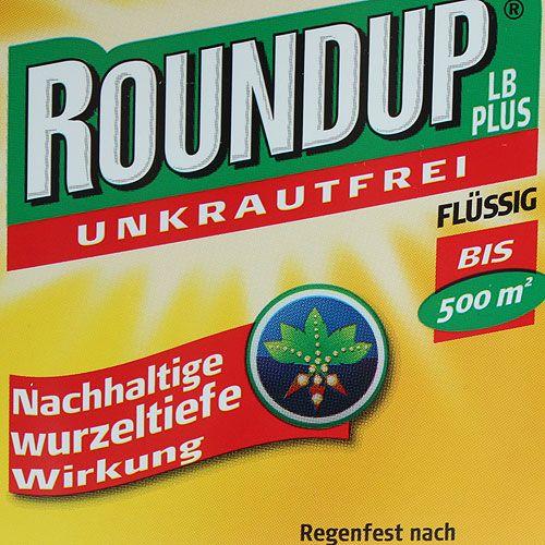 roundup lb plus unkrautfrei 250 ml preiswert online kaufen. Black Bedroom Furniture Sets. Home Design Ideas