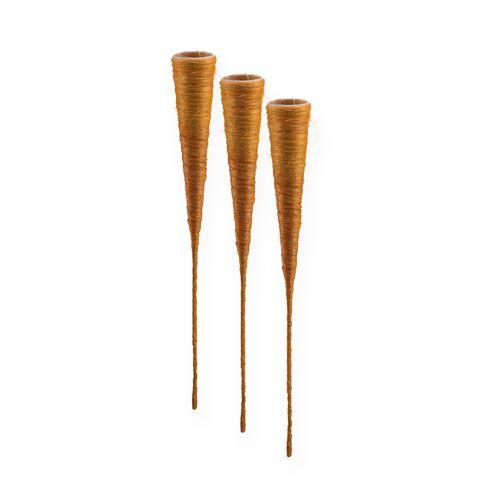Sisaltüte Orange Ø3,5cm L40cm 5St
