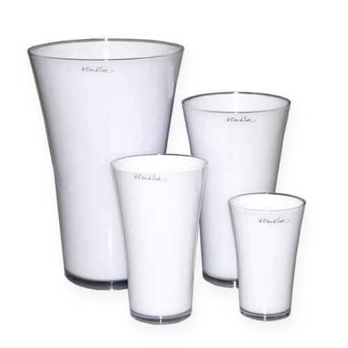 vase fizzy wei preiswert online kaufen. Black Bedroom Furniture Sets. Home Design Ideas