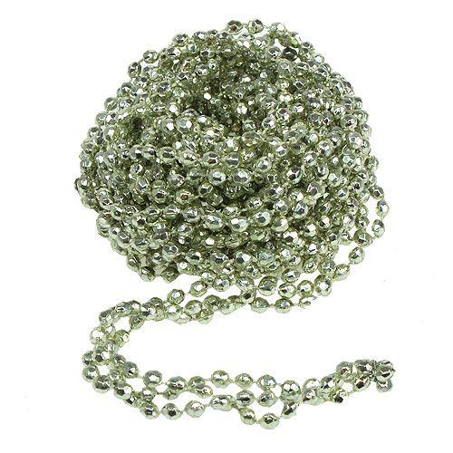 Deko-Girlande Mintgrün 2,65m