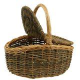 Picknickkorb Weide 40cm x 30 cm H20cm