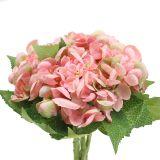 Hortensie Rosa 33cm 4St