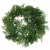 Kiefernkranz künstlich Grün Ø16cm