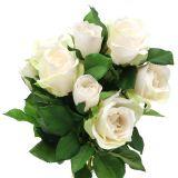 Rosenstrauß Hellrosa 48cm