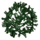 Tannengirlande Grün mit Draht 270cm