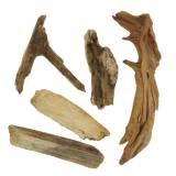 Deko Holz und Wurzel Braun 1kg