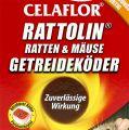 Celaflor Rattolin Ratten & Mäuse Getreideköder 500g