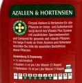 Chrysal Azaleen & Hortensiendünger 500ml