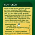 Chrysal Blattgrün 250ml
