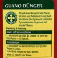 Chrysal Universaldünger mit Guano (500ml)