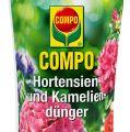 Compo Hortensien- und Kameliendünger 1L