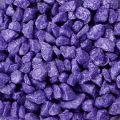 Dekosteine 9-13mm violett 2kg