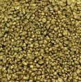 Dekogranulat Gelbgold 2mm - 3mm 2kg
