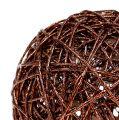 Dekorative Kugel Ø15cm Kupfer
