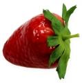 Künstliche-Erdbeeren Rot sort. 36St