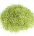Flower Hair Lametta Neongrün 50g