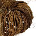 Kranz aus Waldrebe Natur Ø35cm