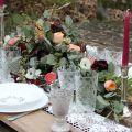 OASIS® Black Table Deco Maxi Steckmasse Schwarz 4St